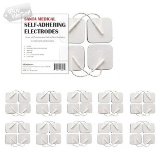 Read precaution carefully before to use TENS unit pads