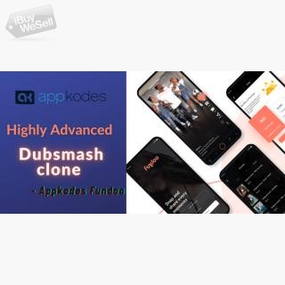 Ready to use and versatile Dubsmash clone solution