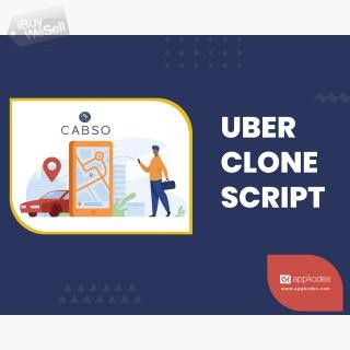 Readymade and easily customizable Uber clone