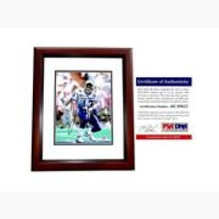 Real Deal Memorabilia KWarner8x10-4MF-PSA 8 x 10 in. Kurt Warner Signed - Autographed St Louis Rams