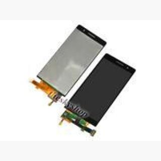 Replacement LCD+Touch screen digitizer Assembly for Huawei Ascend P6 Black NE#2