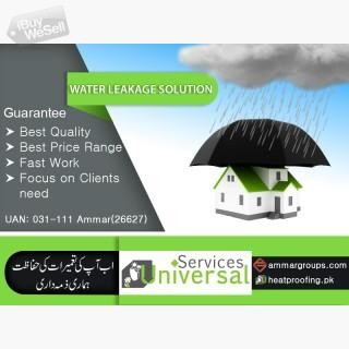 Roof Water Leakage Solution/ WaterProofing Service