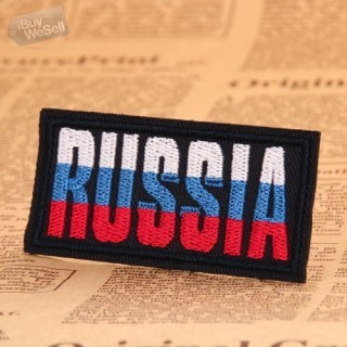 Russia Custom Made Patches