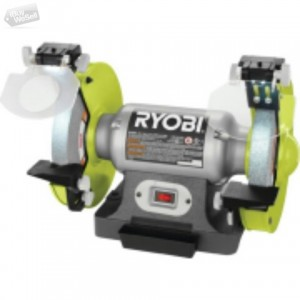 "Ryobi Bench Grinder 8"" in box (Utah ) Salt Lake City"