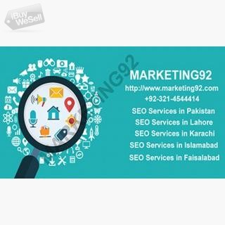 SEO Service in Lahore – SEO Expert in Pakistan