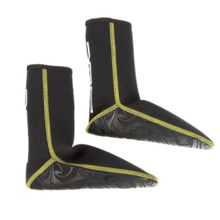 SLINX 3mm Neoprene Socks for Diving Snorkeling Socks Swimwear