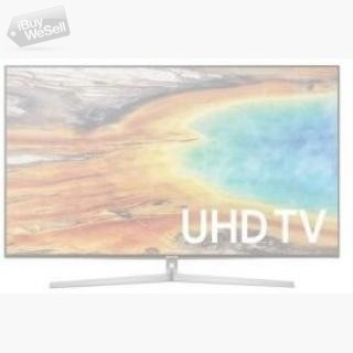 "Samsung UN75MU9000 75"" Smart LED 4K Ultra HD TV with HDR"