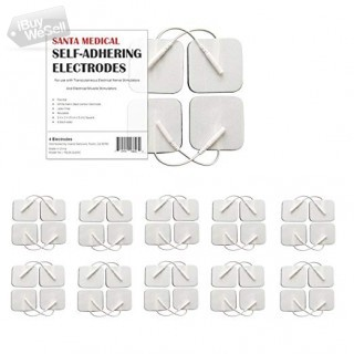 Santamedical Electrode Pads now availabel on Amazon