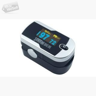 Santamedical pulse oximeter top rated deal on Groupon
