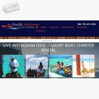 Seattle Yacht Charter