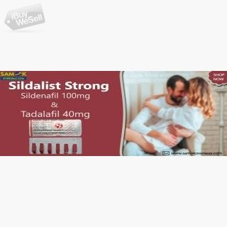 Sildalist Strong 140 Tablets (Alaska ) Anchorage