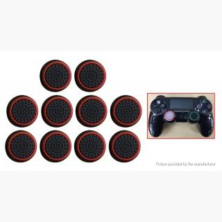 Silicone Joystick Button Caps for PS4 / PS3 / Xbox One / Xbox 360 (10-Pack) USA