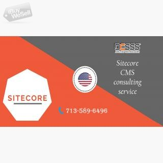 Sitecore consulting service houston (Texas ) Houston
