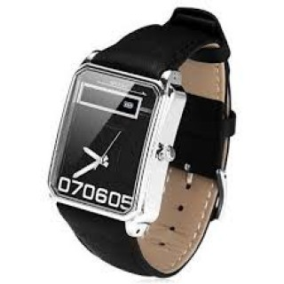 Smart Bluetooth Watch TW610 for Andriod / IOS Leather Band Water-proof