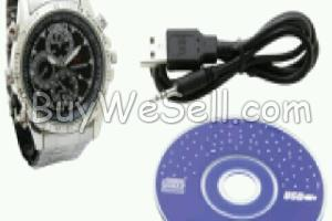 Smart Video Camera Watch
