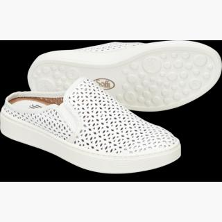 Sofft Somers II Slide : White - Womens