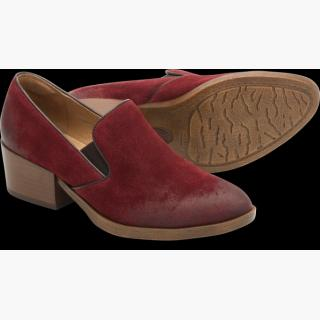 Sofft Velina : Bordo - Womens
