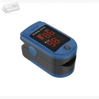 Steps on Using Pulse Oximeter
