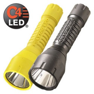 Streamlight PolyTac LED HP w/ Lithium Batteries in Blister Package