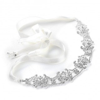 Swarovski Crystal Bridal Headband