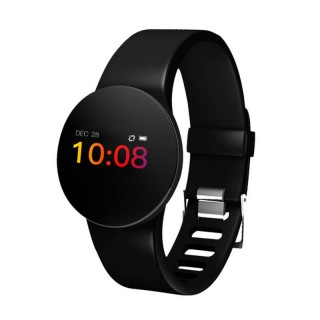 TOLEDA D3Plus Bluetooth 4.0 Smart Watch Fitness Tracker with USB Charging Band