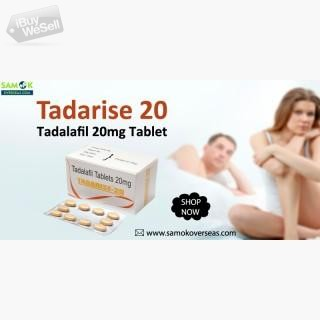 Tadarise 20 tablet