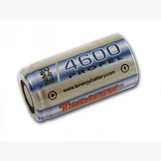 Tenergy Propel Sub C 4600mAh NiMH Flat Top Rechargeable Battery USA