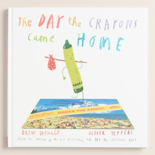 The Day the Crayons Came Home by World Market