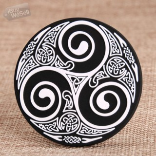The Mayan Tattoo PVC Magnet
