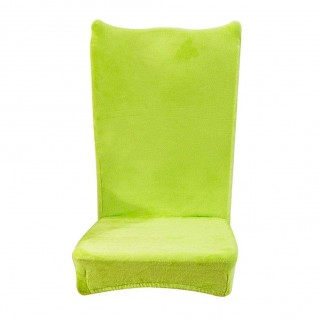 Thick Plush Elastic Chair Cover Banquet Seat Cover Chair Wrap Hotel Gift(1)