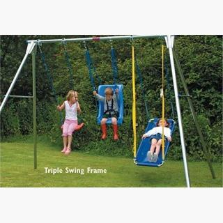 Triple Swing Frame