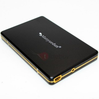 USB 2.0 Portable HDD Ultra Thin External Hard Drive Disk for MAC/Tablet/Laptop