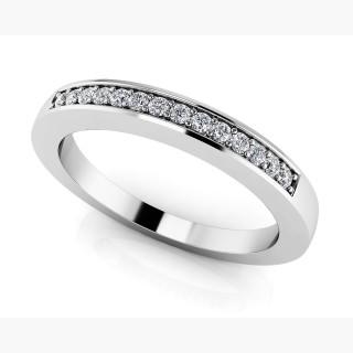 Understated Diamond Band