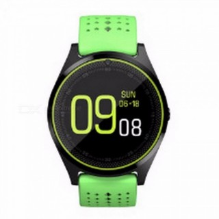 V9 Smart Watch With Camera Bluetooth Smartwatch SIM Card Wristwatch For Android Phone Wearable Devic