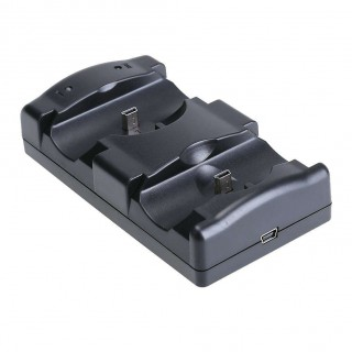 Vertical Charger Station Charger Dock for PS3/PS3 Move Wireless Controller