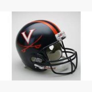 Victory Collectibles 31671 Rfr C Virginia - Cavaliers Full Size Replica Helmet by Riddell