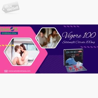 Vigore 100 Tablets