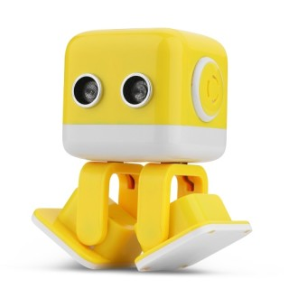 WLtoys WL Tech Cubee F9 RC Amusement Educational Smart Robot Toy Android USA