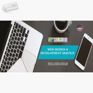 Web design and web development company houston