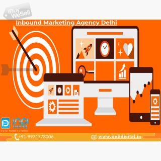Which is the best inbound marketing agency in delhi