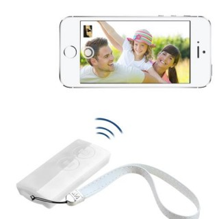 White Selfie Stick (for iOS  Android)