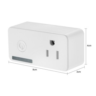 WiFi Smart Plug Mini Smart Socket