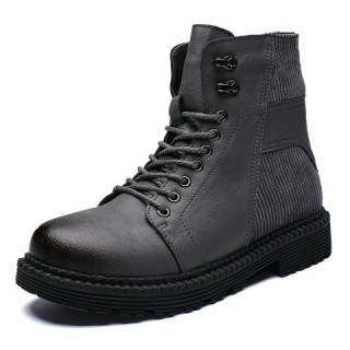 Winter Shoes Men Winter Boots Male Leather Boots