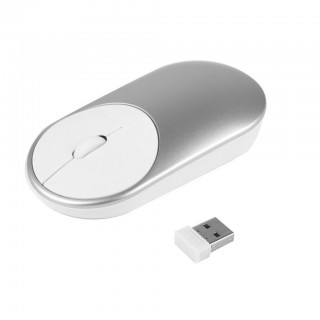 Wireless Mouse Silent Click Key with Receiver for PC Laptop 2.4GHz
