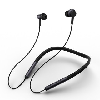 XIAOMI LYXQEJ01JY In-ear Bluetooth Earbuds Necklace Earbuds for Xiaomi iPhone Samsung Etc. - Black