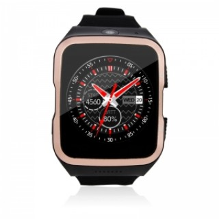 ZGPAX 3G Android 5.1 OS MTK6580M Multifunctional Smart Watch Golden USA