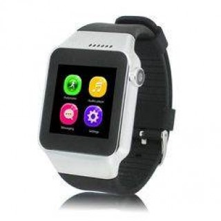 ZGPAX S13 1.54 Inch MTK2502 Bluetooth 4.0 Support IOS & Android System Smart Watch
