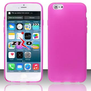 Zizo TPU Cover For iPhone 6 / 6s - Simple Slim And Sleek w/ Heavy Duty Tough Protection - Lightweigh
