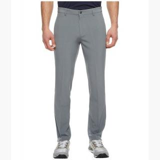 adidas Golf Ultimate+ 3-Stripes Pants (Vista Grey) Men's Casual Pants