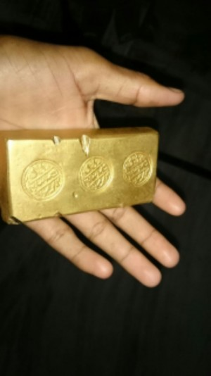 antique  gold 1 kg